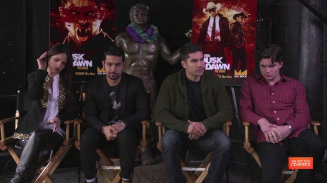 Exclusive Video Interview With The Cast Of From Dusk Till Dawn: The Series