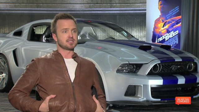 Exclusive Video Interview With The Cast And Director Of Need For Speed