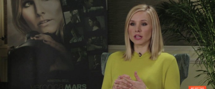 Exclusive Video Interview With The Cast And Director Of Veronica Mars