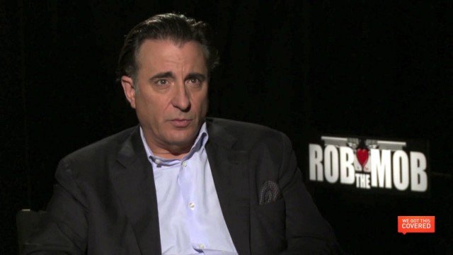 Exclusive Video Interview With Andy Garcia, Ray Romano And Raymond De Felitta On Rob The Mob