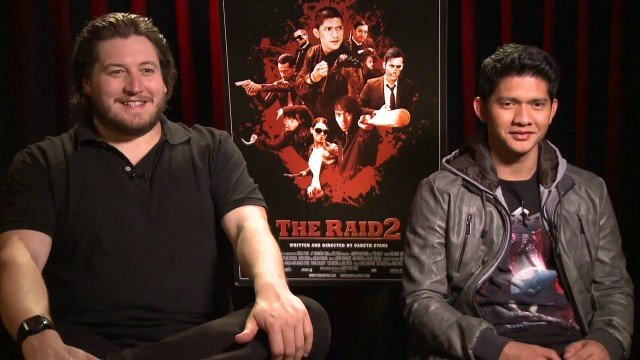 Exclusive Video Interview With Gareth Evans And Iko Uwais On The Raid 2