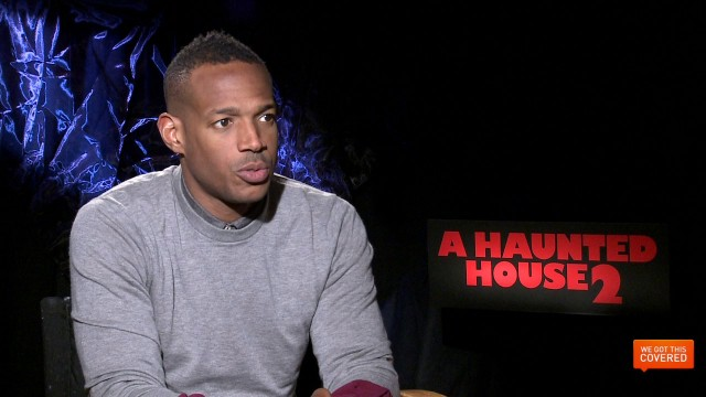 Exclusive Video Interview With Marlon Wayans And Jaime Pressly On A Haunted House 2