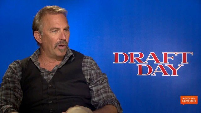 Exclusive Video Interview With The Cast Of Draft Day