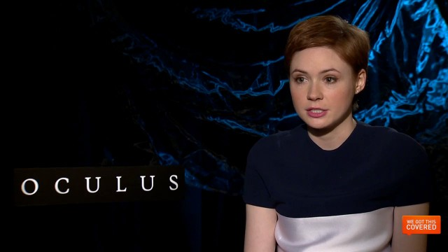 Exclusive Video Interview With The Cast And Director Of Oculus