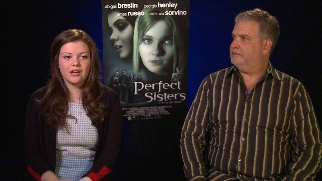 Exclusive Video Interview With Georgie Henley And Stanley M. Brooks On Perfect Sisters