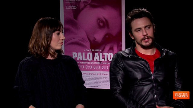 Exclusive Video Interview With James Franco And Gia Coppola On Palo Alto