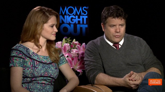 Exclusive Video Interview With Patricia Heaton, Sean Astin And Sarah Drew On Moms' Night Out