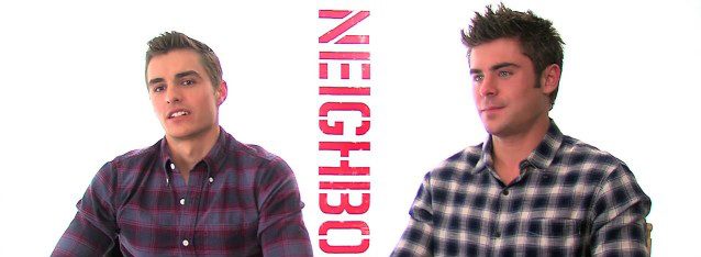 Exclusive Video Interview With The Cast Of Neighbors