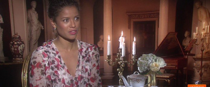 Exclusive Video Interview With The Cast Of Belle