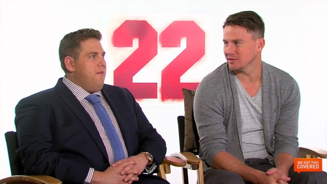 Exclusive Video Interview With The Directors And Cast Of 22 Jump Street