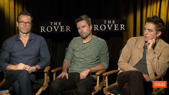 vlcsnap 2014 06 14 17h14m12s106 640x360 Exclusive Video Interview With Robert Pattinson, Guy Pearce And David Michôd On The Rover