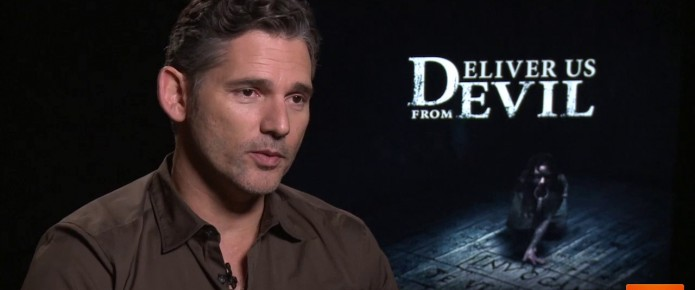 Exclusive Video Interview With The Cast, Director And Producer Of Deliver Us From Evil