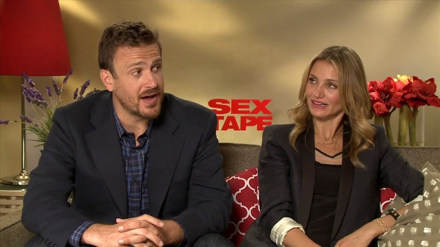 Exclusive Video Interview With The Cast Of Sex Tape