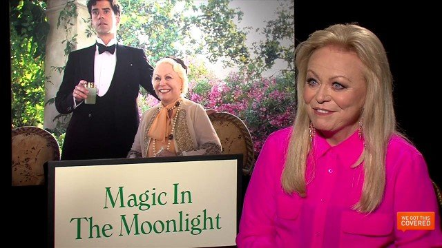Exclusive Video Interview With Jacki Weaver On Magic In The Moonlight