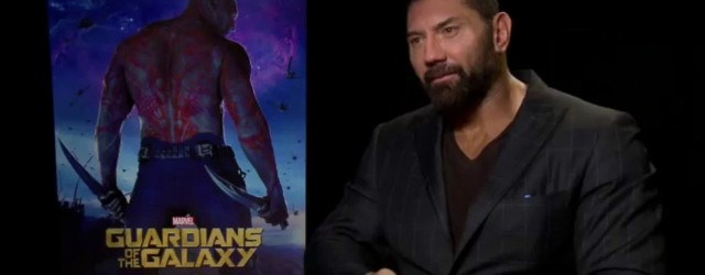 Exclusive Video Interview With Dave Bautista On Guardians Of The Galaxy