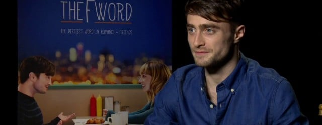 Exclusive Video Interview With Daniel Radcliffe On The F Word (aka What If)