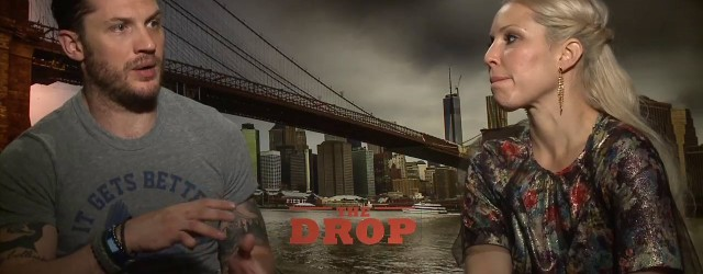 Exclusive Video Interview With Tom Hardy And Noomi Rapace On The Drop