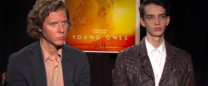 Exclusive Video Interview With Jake Paltrow And Kodi Smit-McPhee On Young Ones