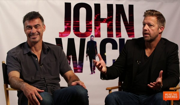 Exclusive Video Interview With David Leitch And Chad Stahelski On John Wick