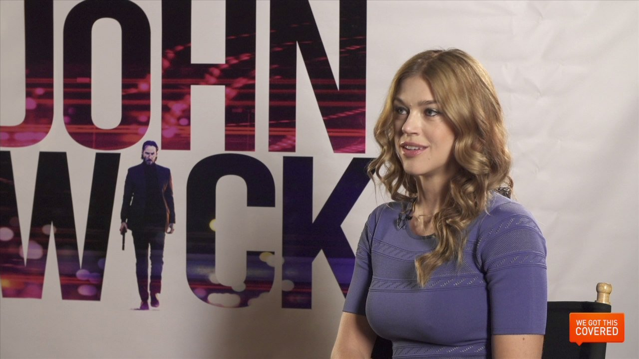 Exclusive Video Interview With Adrianne Palicki On John Wick