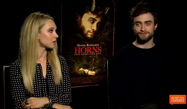 Exclusive Video Interview With Daniel Radcliffe And Juno Temple On Horns