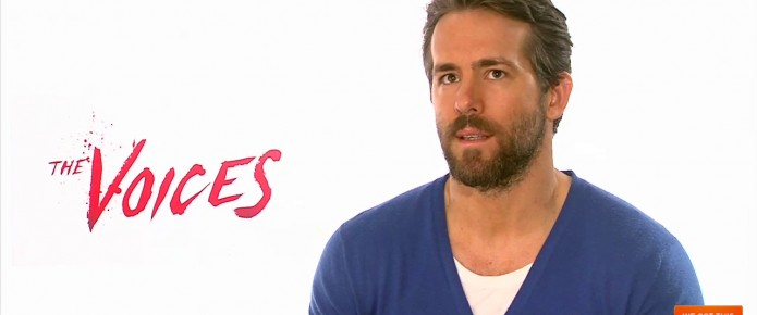 Exclusive Video Interview With Ryan Reynolds On The Voices