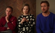 Exclusive Video Interview: Ryan Gosling, Saoirse Ronan And Iain De Caestecker Talk Lost River