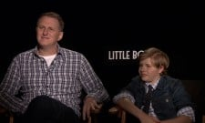 Exclusive Video Interview: Michael Rapaport And Jakob Salvati Talk Little Boy