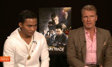 Exclusive Video Interview: Dolph Lundgren And Tony Jaa Talk Skin Trade