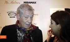 Talking To The Cast Of Mr. Holmes At The NYC Premiere