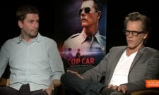 Exclusive Video Interview: Kevin Bacon And Jon Watts Talk Cop Car