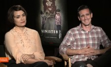 Exclusive Video Interview: James Ransone And Shannyn Sossamon Talk Sinister 2