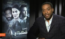 Exclusive Video Interview: Chiwetel Ejiofor Talks Z For Zachariah