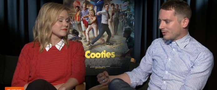 Exclusive Video Interview: Elijah Wood And Alison Pill Talk Cooties
