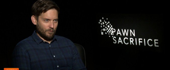 Exclusive Video Interview: Tobey Maguire And Ed Zwick Talk Pawn Sacrifice