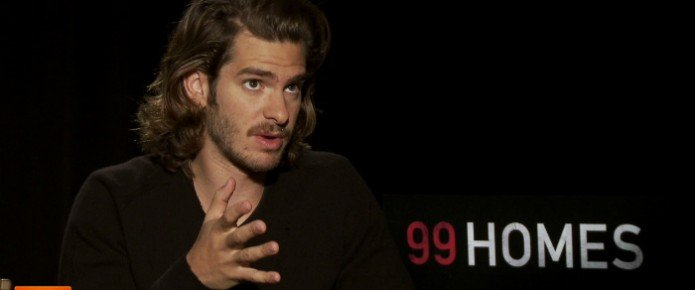 Exclusive Video Interview: Michael Shannon And Andrew Garfield Talk 99 Homes