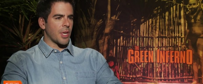 Exclusive Video Interview: Eli Roth And Lorenza Izzo Talk The Green Inferno