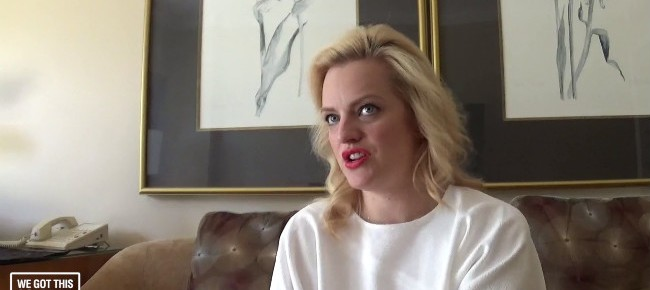 Exclusive Video Interview: Elisabeth Moss Talks Truth