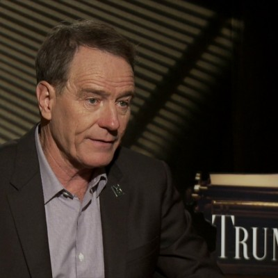 'Exclusive Video Interview: Bryan Cranston And Jay Roach Talk Trumbo' from the web at 'http://cdn.wegotthiscovered.com/wp-content/uploads/vlcsnap-2015-10-28-23h41m43s003-400x400.jpg'