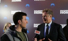Red Carpet Premiere: Will Ferrell Talks Daddy's Home