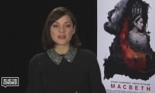 Exclusive Video Interview: Marion Cotillard Talks Macbeth