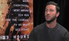 Exclusive Video Interview: Pablo Schreiber Talks 13 Hours: The Secret Soldiers Of Benghazi