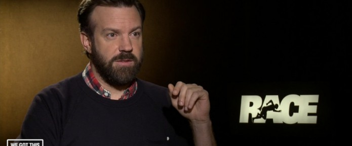 Exclusive Video Interview: Jason Sudeikis Talks Race