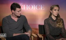 Exclusive Video Interview: Benjamin Walker And Teresa Palmer Talk The Choice
