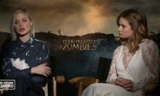 Exclusive Video Interview: Lily James And Bella Heathcote Talk Pride And Prejudice And Zombies