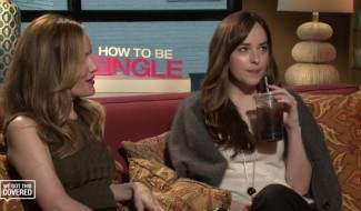 Exclusive Video Interview: Dakota Johnson And Leslie Mann Talk How To Be Single