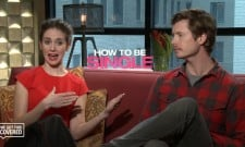 Exclusive Video Interview: Anders Holm And Alison Brie Talk How To Be Single