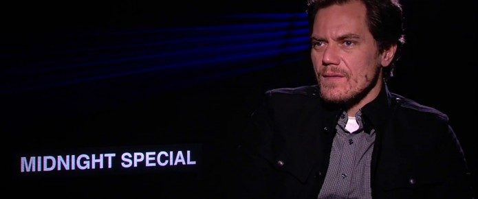 Exclusive Video Interview: Michael Shannon Talks Midnight Special