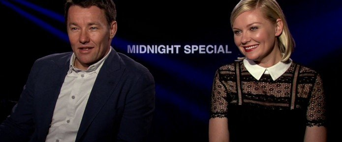 Exclusive Interview: Joel Edgerton And Kirsten Dunst Talk Midnight Special