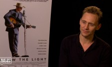 Exclusive Video Interview: Tom Hiddleston Talks I Saw The Light